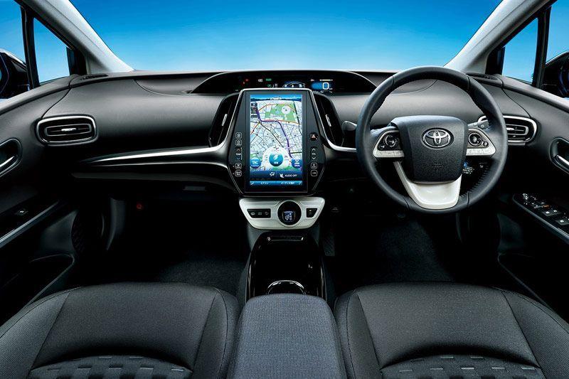 new Toyota Prius Plug-in Hybrid