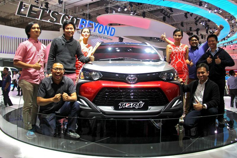 Toyota Veloz Tigre