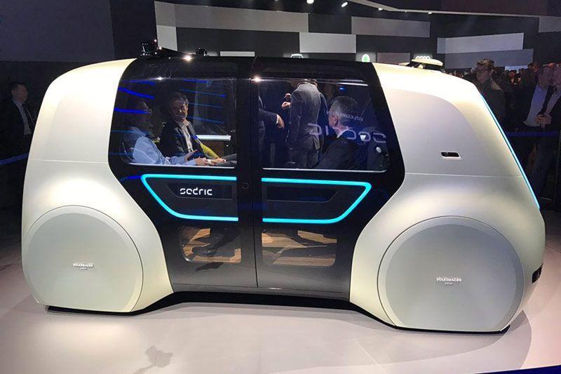 Volkswagen Sedric Geneva Motor Show