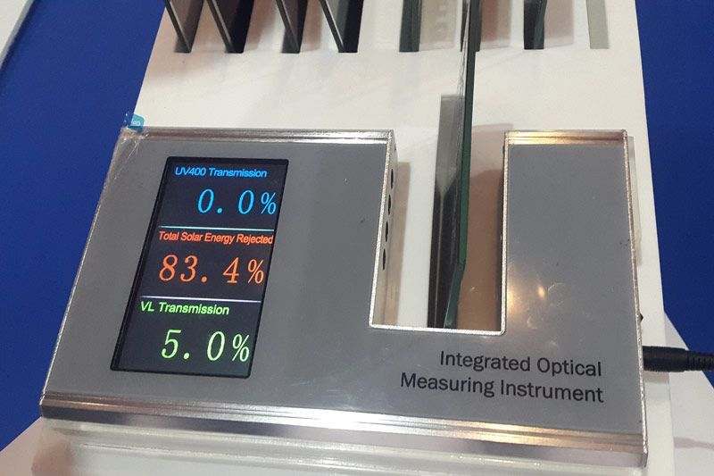 Integrated Optical Measuring Instrument
