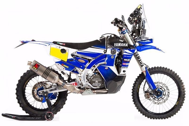 Yamaha WR450F Rally Replica