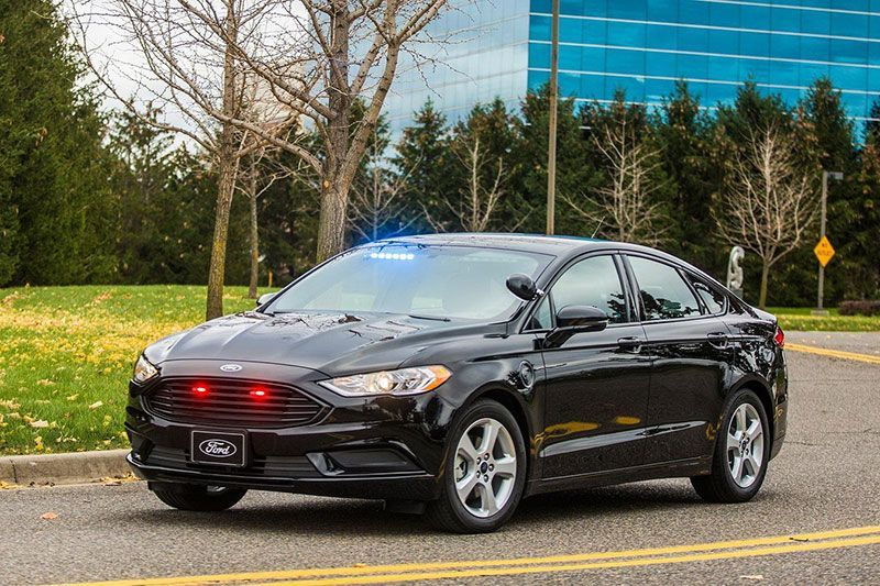 New Ford Fusion Energi Special Service