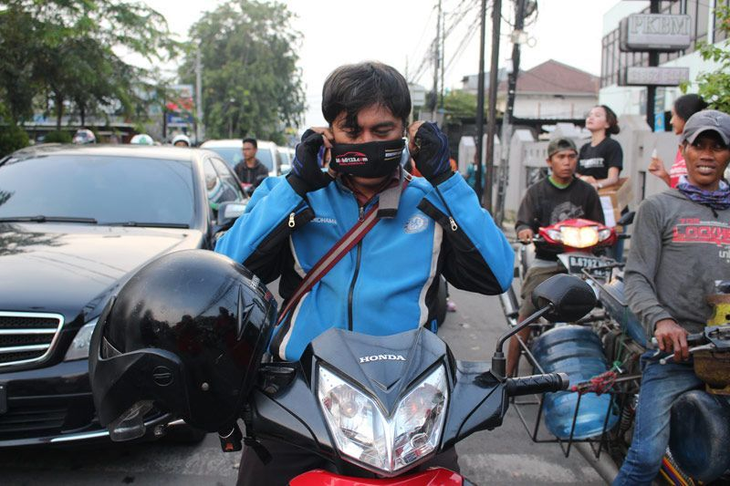 mask for bikers