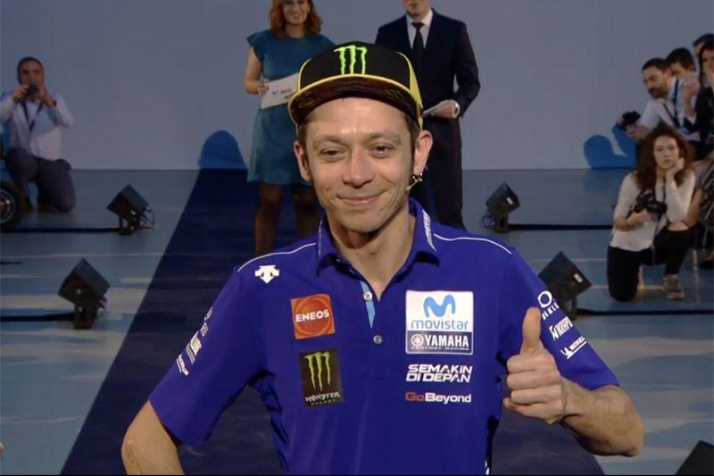 Rossi dan Yamaha