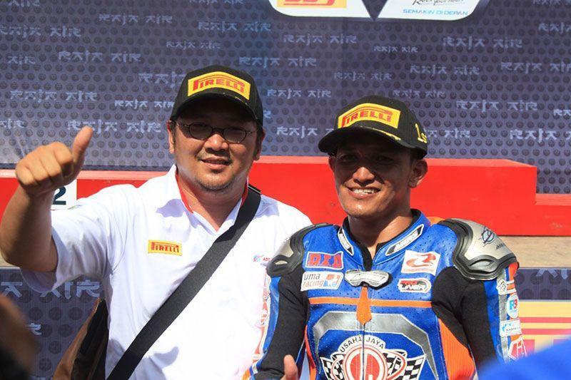 Pirelli Diablo Rosso Corsa II Motorprix Bengkulu dan Singkawang 2018