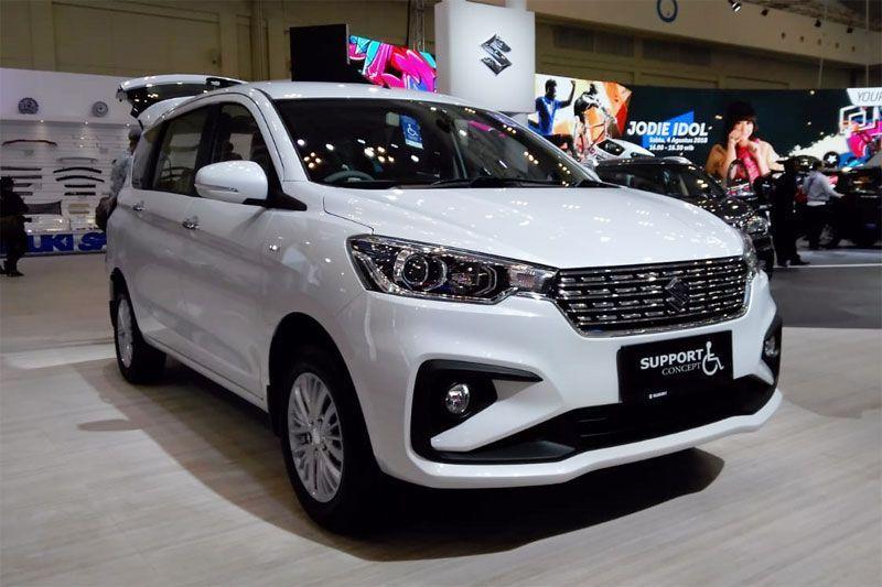 Suzuki Ertiga Support