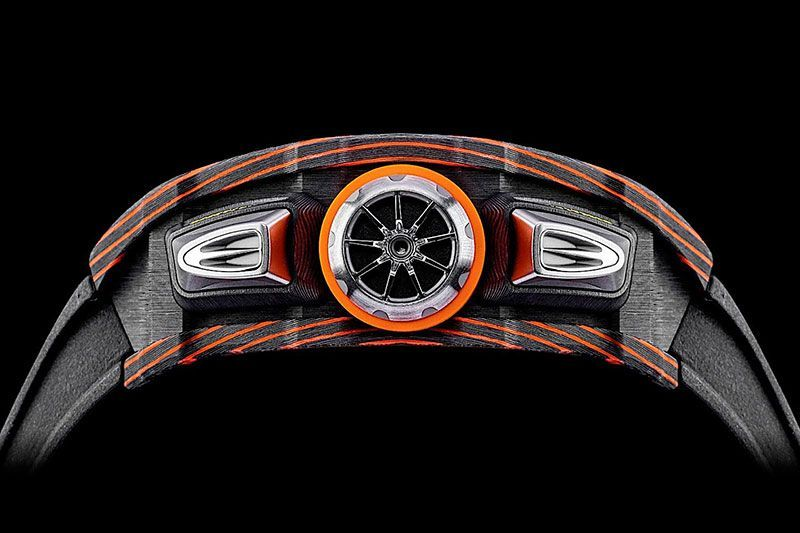 Jam Tangan McLaren Flyback Chronograph