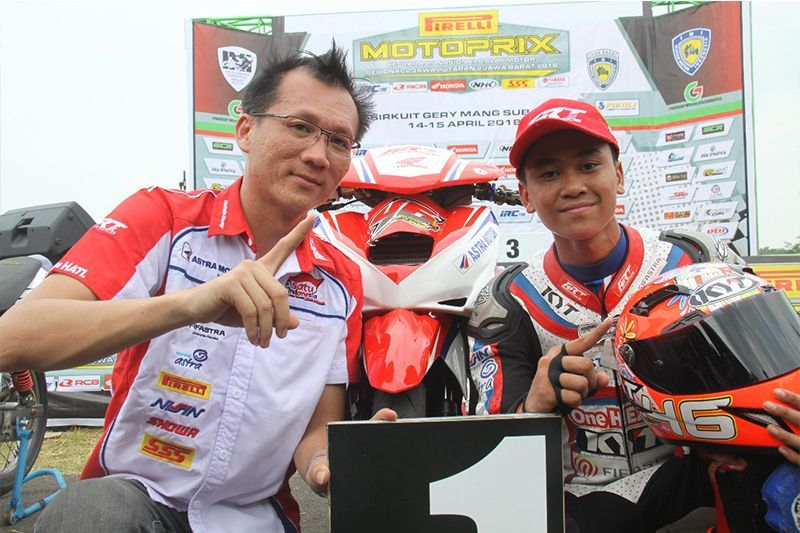 Pirelli Motorprix Subang Astra Honda Yogyakarta