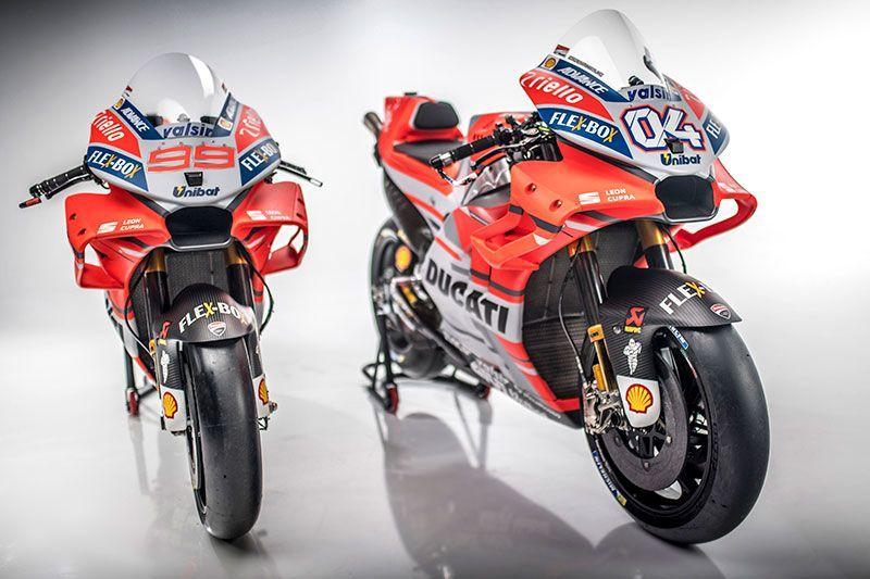 Ducati Desmocedici GP 2018