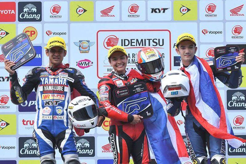 Pembalap Indoensia ARRC Seri 1 Thailand 2018