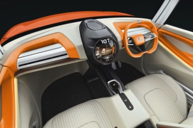 Suzuki Future-S