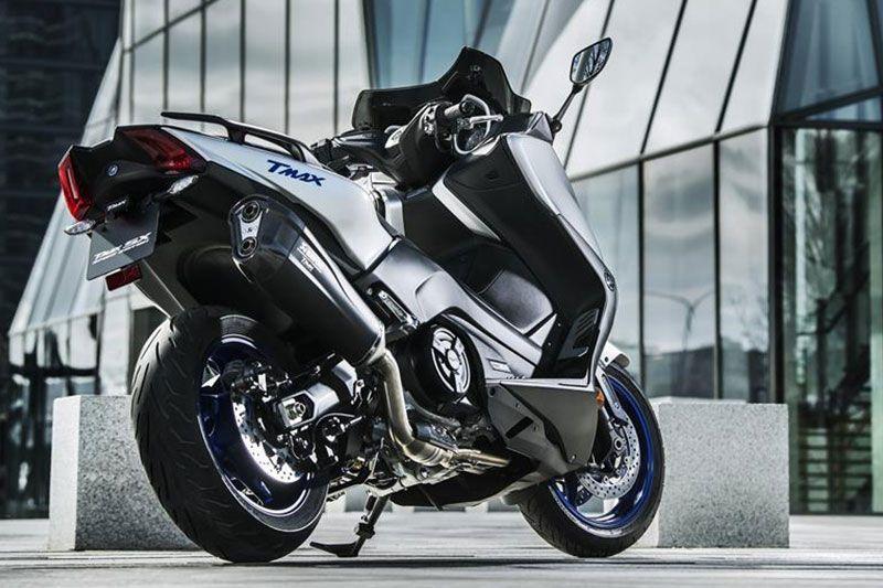Yamaha TMax SX Sport Edition Akrapovic 2018