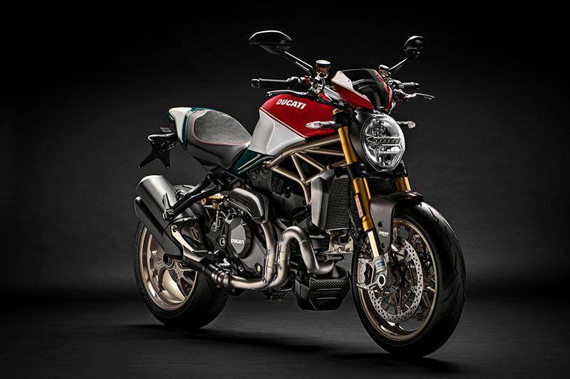 Ducati Monster 1200 25° Anniversario