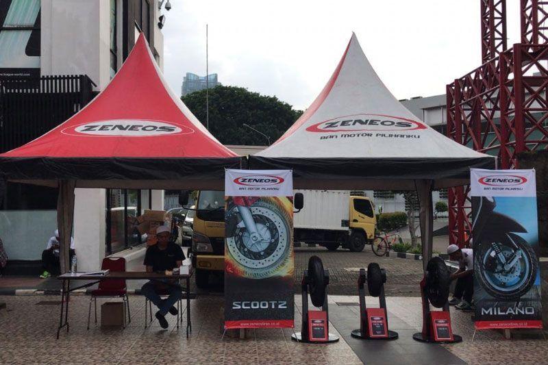 Zeneos Tire Bikers Dakwah 2019