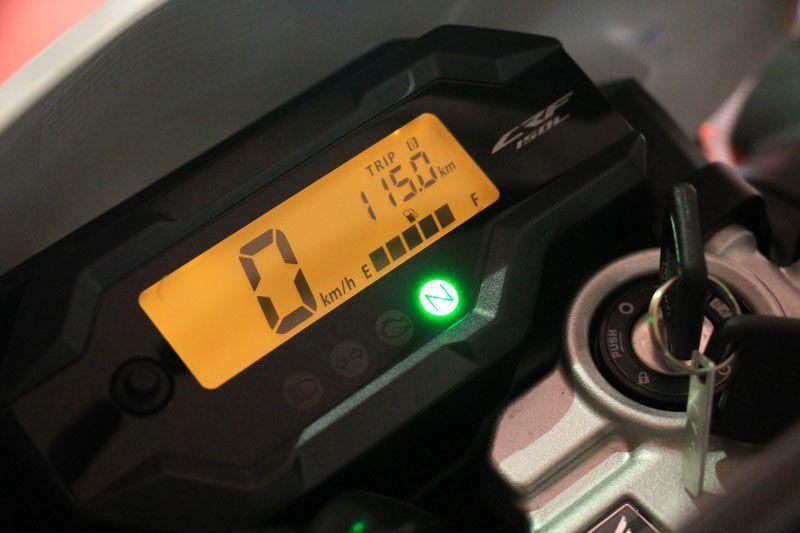 Impresi Honda CRF 150L