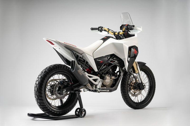 Honda CB125X