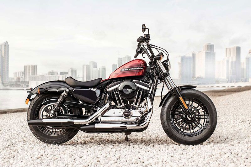 Harley Davidson Fourty-Eight Special 2018