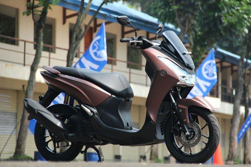 Harga Yamaha Lexi Lebih Mahal dari Honda Vario 125
