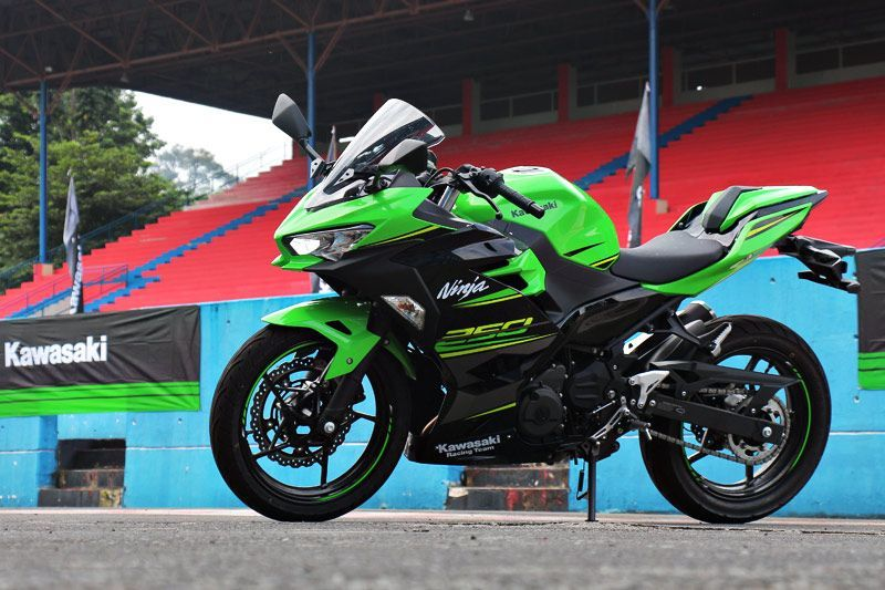 Kelebihan all-new Kawasaki Ninja 250
