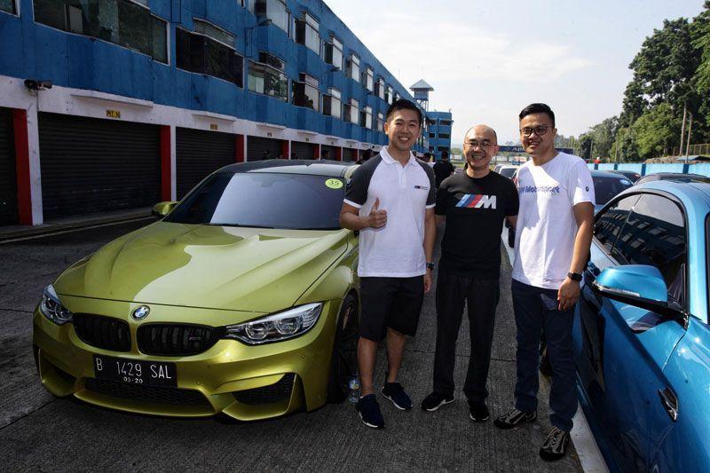 Pemilik BMW M