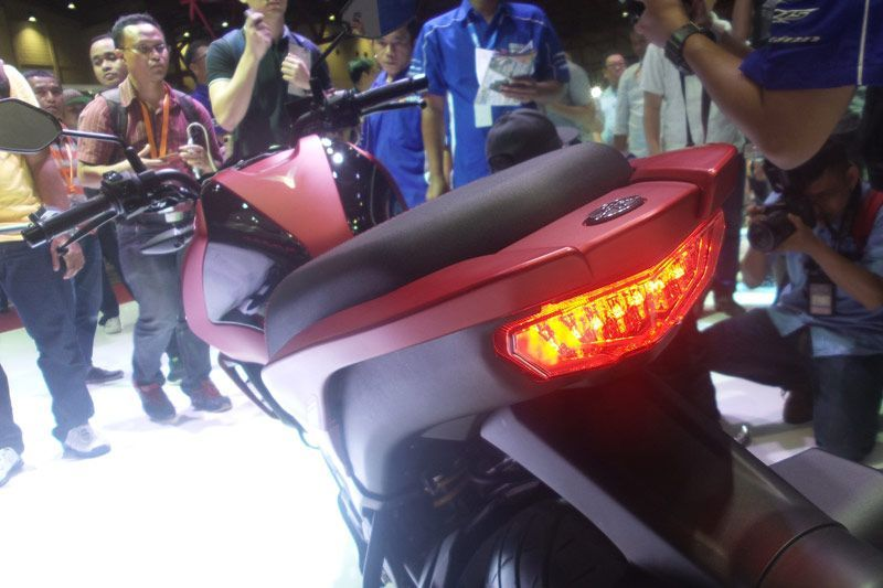 All-new Yamaha V-Ixion VVI IIMS 2017