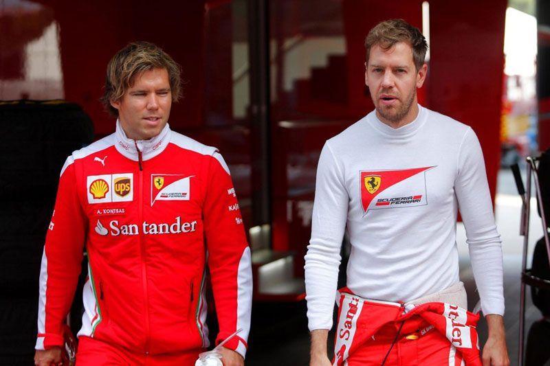 Vettel Tidak Peduli Rekornya Dipatahkan