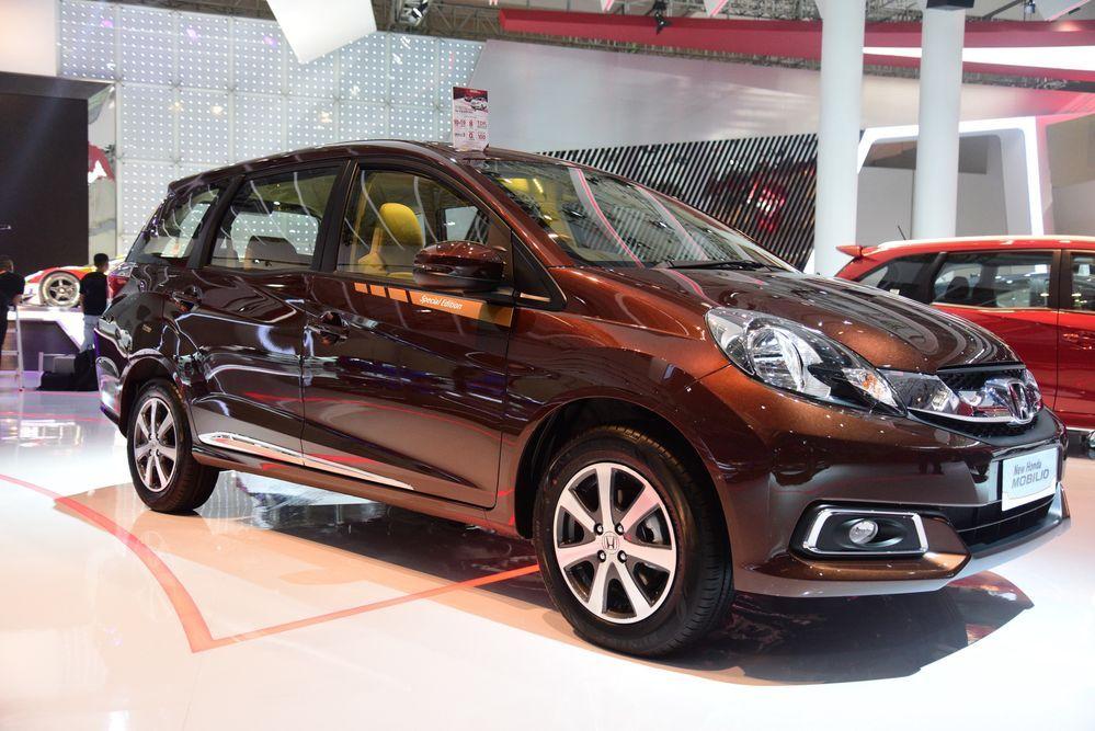 New Honda Mobilio E CVT Prestige Special Edition