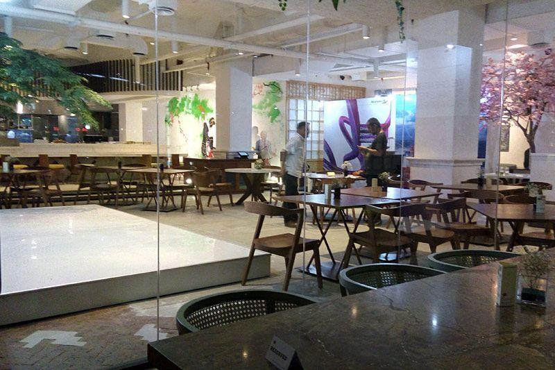 Restoran milik Chef Juna