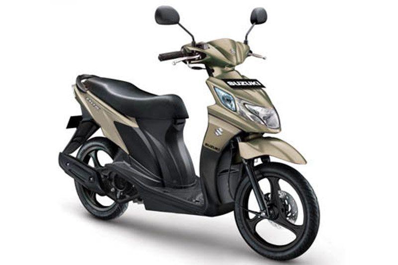 New Suzuki Nex