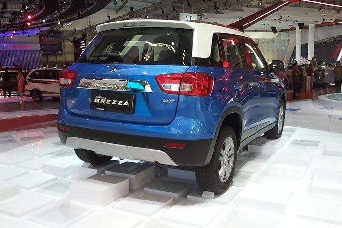 Suzuki Vitara Brezza