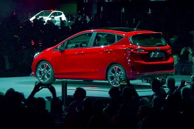 All-new Ford Fiesta Dilengkapi Fitur Keselamatan Baru