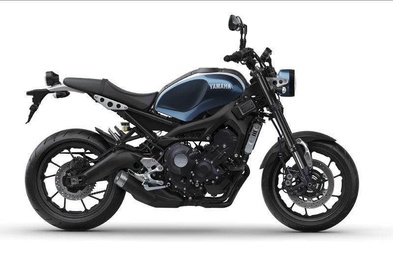 New Yamaha XSR900