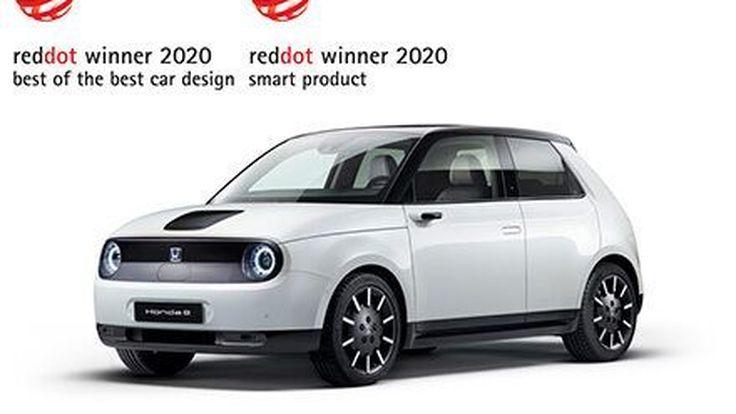 2 Jagoan Honda Menangkan Kontes Bergengsi Red Dot Award
