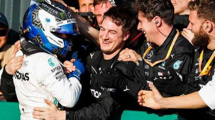 Bottas Akhiri Puasa Gelar di F1 Australia 2019