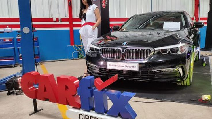 CARfix dan Tunas BMW Buka Bengkel di Cirebon