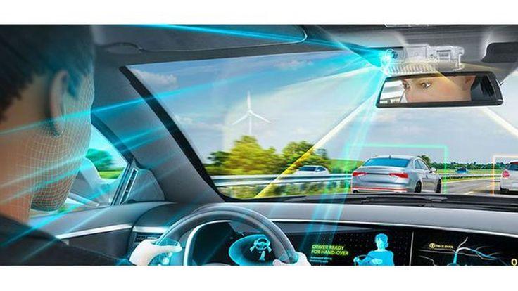 Continental Ciptakan Sistem Pendukung Mobil Otonom
