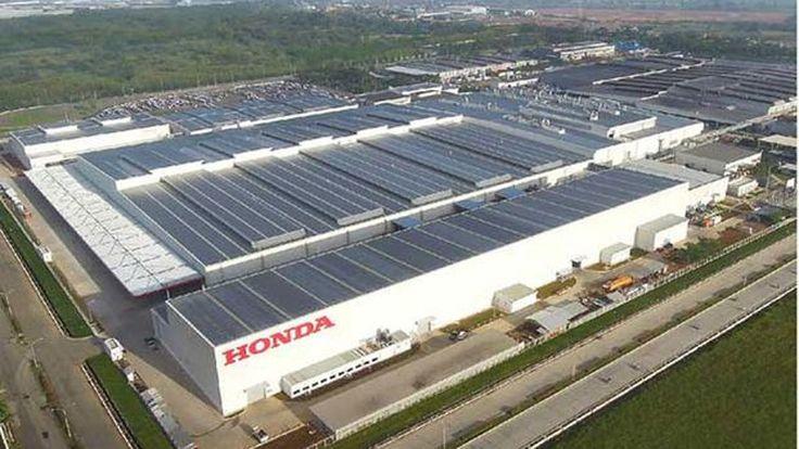 Covid-19, Honda Hentikan Produksi Kendaraan di Indonesia