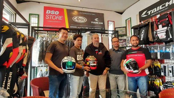 DSO Store Gandeng Prime Gears Pasarkan Apparel Premium