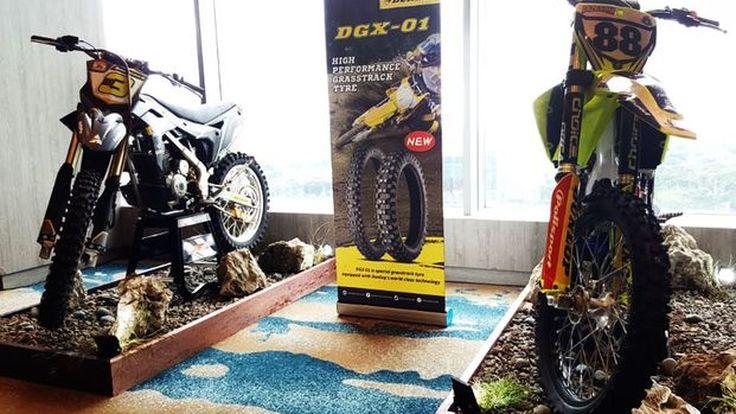 Ban Dunlop DGX-01 Diciptakan Tuk Petualang Sejati
