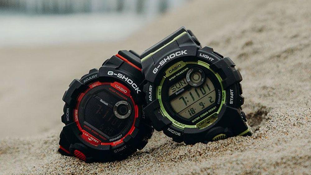 G-Shock GBD-800 Cocok Diajak Berolahraga