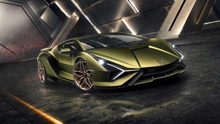 Harga Selangit, Lamborghini Sian Roadster Limited Edition Ludes Terjual