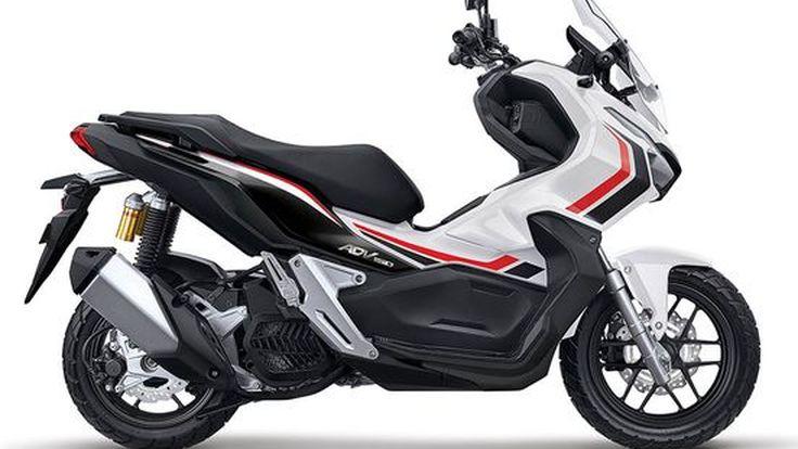 Honda ADV150 2020 Sodorkan 3 Warna Baru