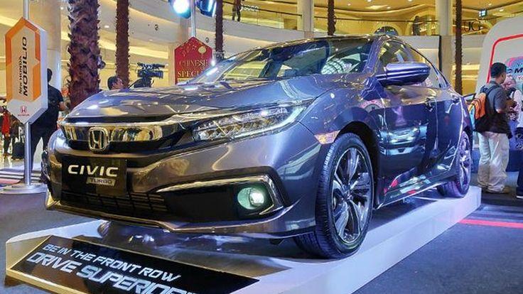 Harga Honda Civic 1.5 L Turbo 2019 di Atas Setengah Miliar