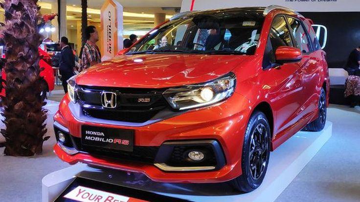 Honda Mobilio 2019 Pakai Lampu Projector, Harga masih Sama