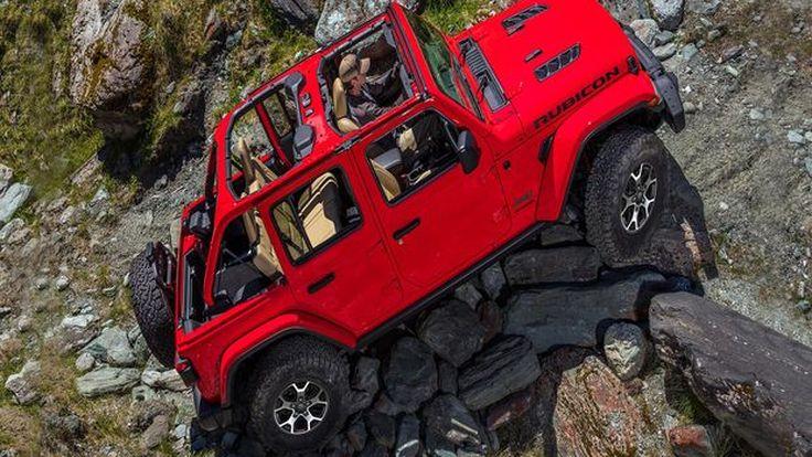 Jeep Wrangler EcoDiesel 2020, Mesin Irit Bertenaga Super