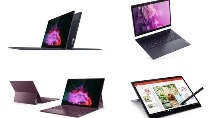 Lenovo Rilis Tablet dengan Keyboard Terpisah
