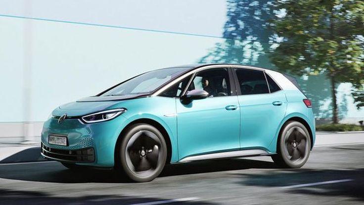 Mobil Listrik VW ID.3 akan Keluarkan Suara