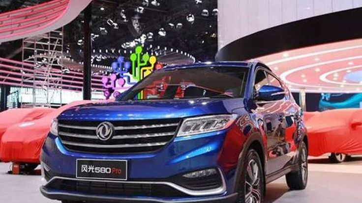 New DFSK Glory 580 i-Auto akan Tampil di IIMS 2020
