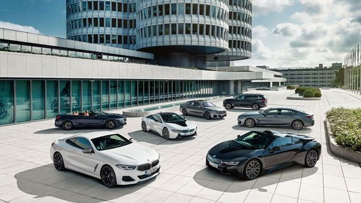 Penjualan BMW Group Q1 2020 Melemah akibat Covid-19