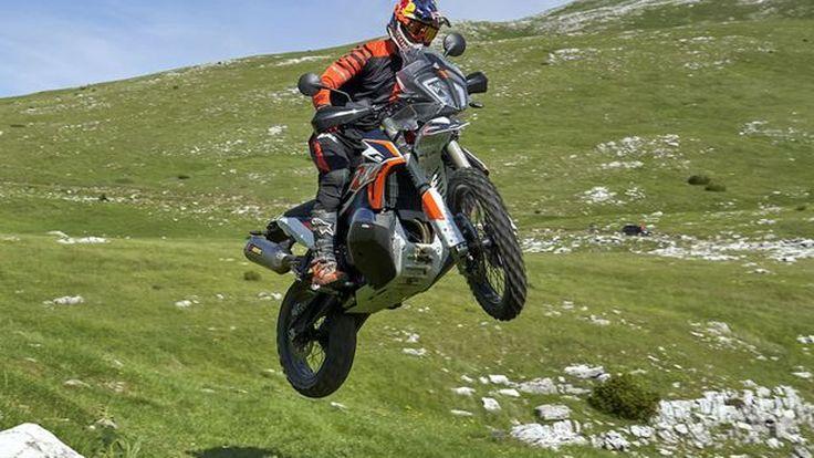 Siap Menggilas, KTM 790 Adventure R Rally Dijual Terbatas
